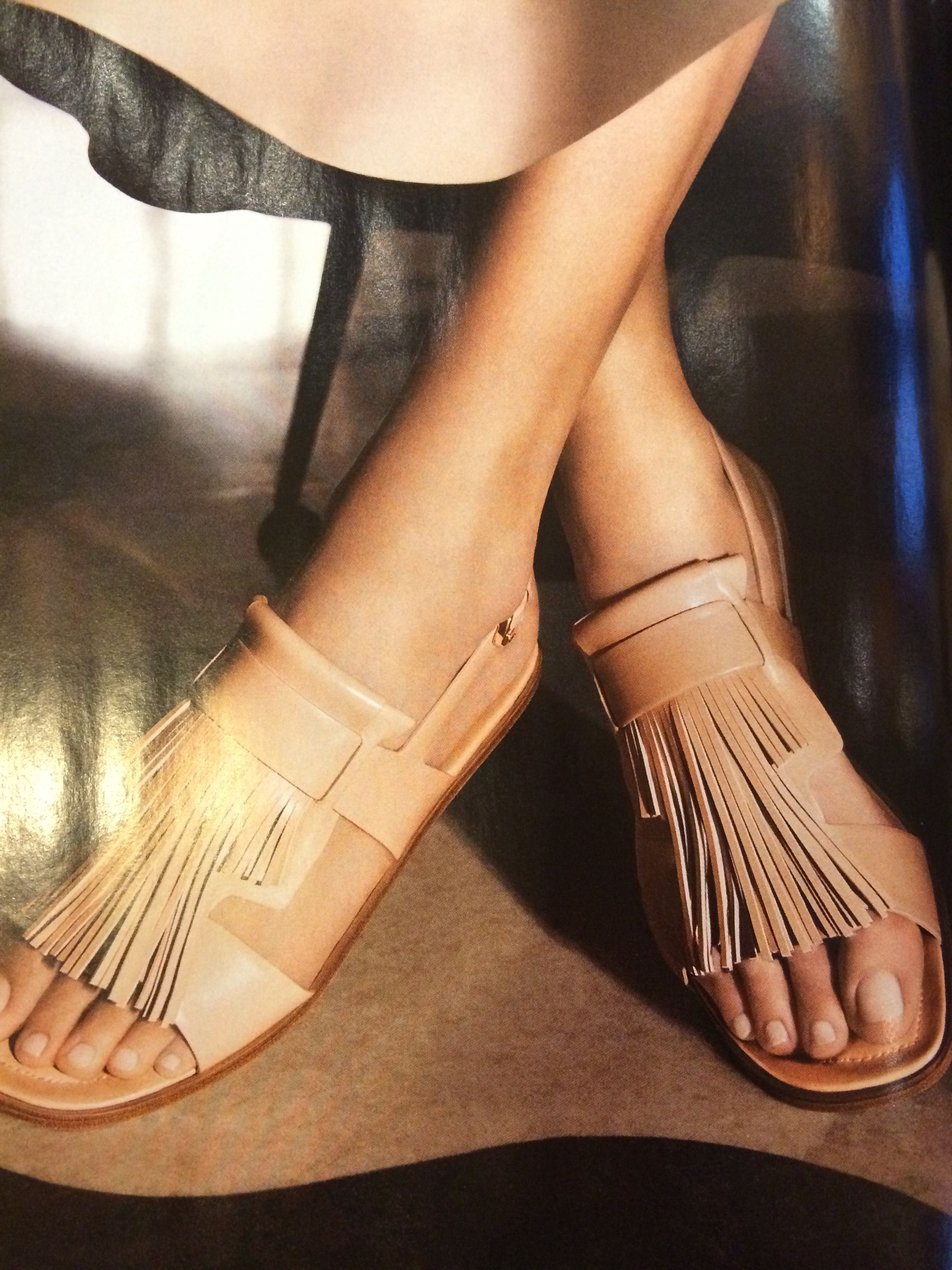 Tod's summer sandals