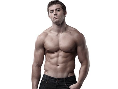 Leigh Halfpennys muscle workout | Bulk up, Muscle fitness
