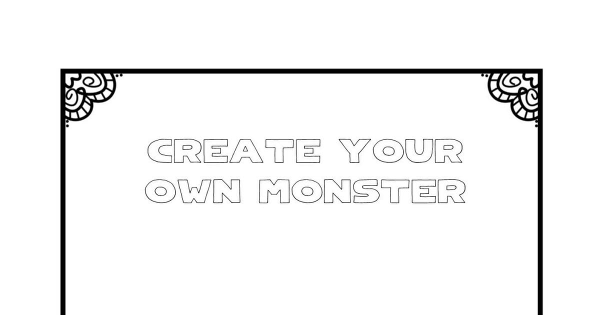 Halloween Printable 7.pdf Halloween, Printables, Create
