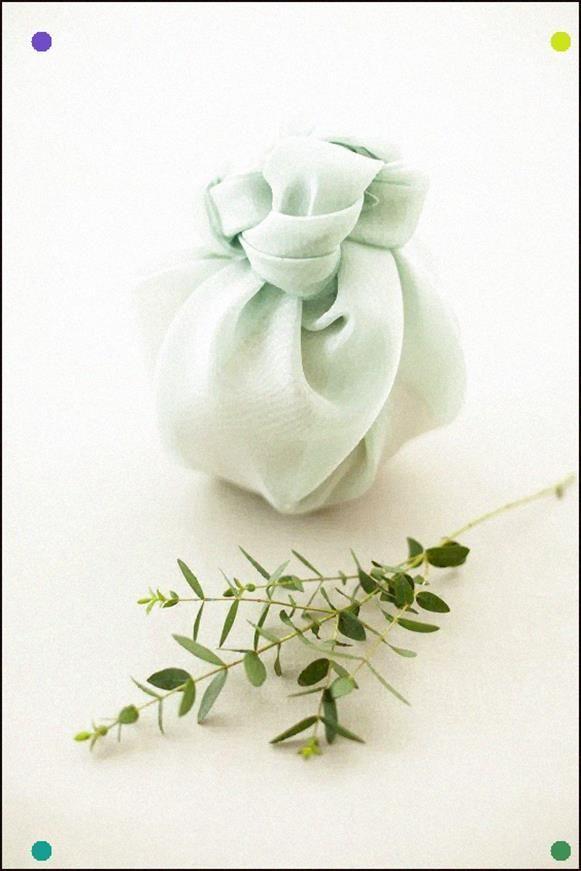 Le plus chaud Instantanés Emballage Cadeau japonais Suggestions,10 Furoshiki pour vos cad...