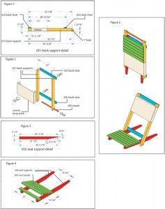 Beach chair plans