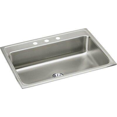 Elkay Celebrity Cr2522 Single Basin Drop In Kitchen Sink 708169