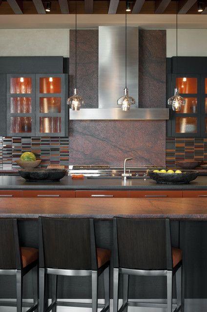 Dazzling Kitchen Backsplash Designs
