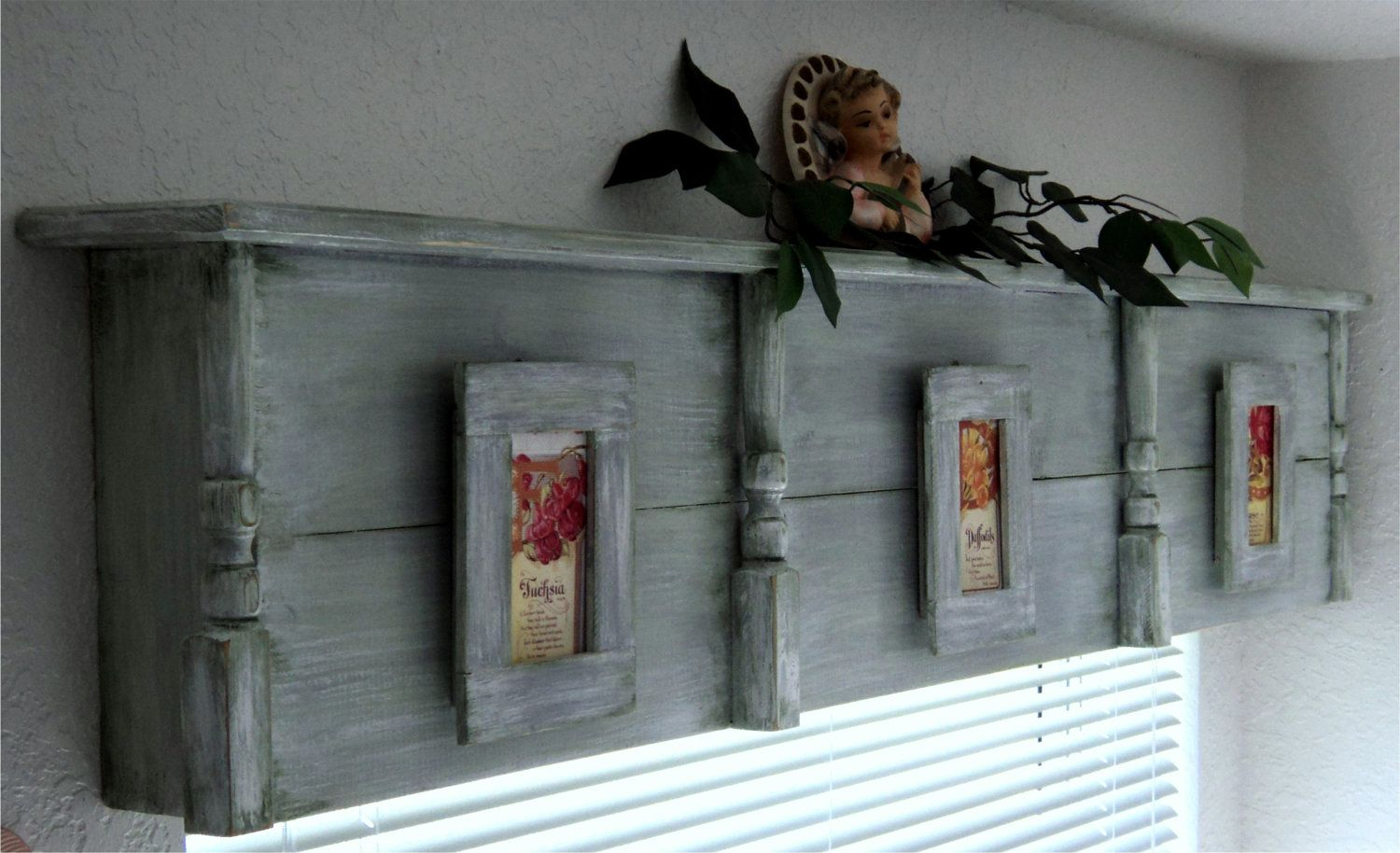 Wood Valance Boxes Reserved For Valry Fetrow Wooden