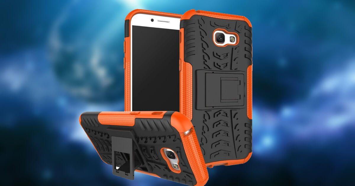 newest b55e7 93d55 Samsung Galaxy A8 2018 Kickstand Cases | Smartphones Accessories ...