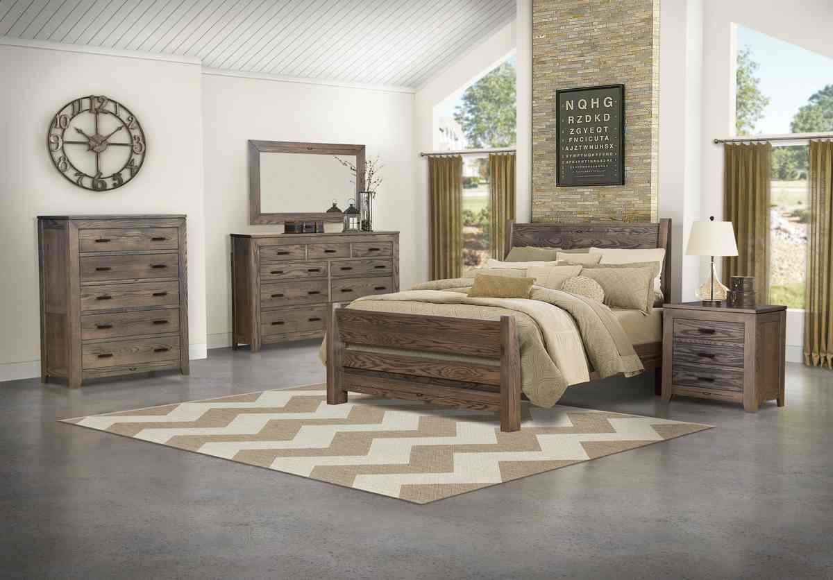 Addison Bed Plain And Simple Furniture