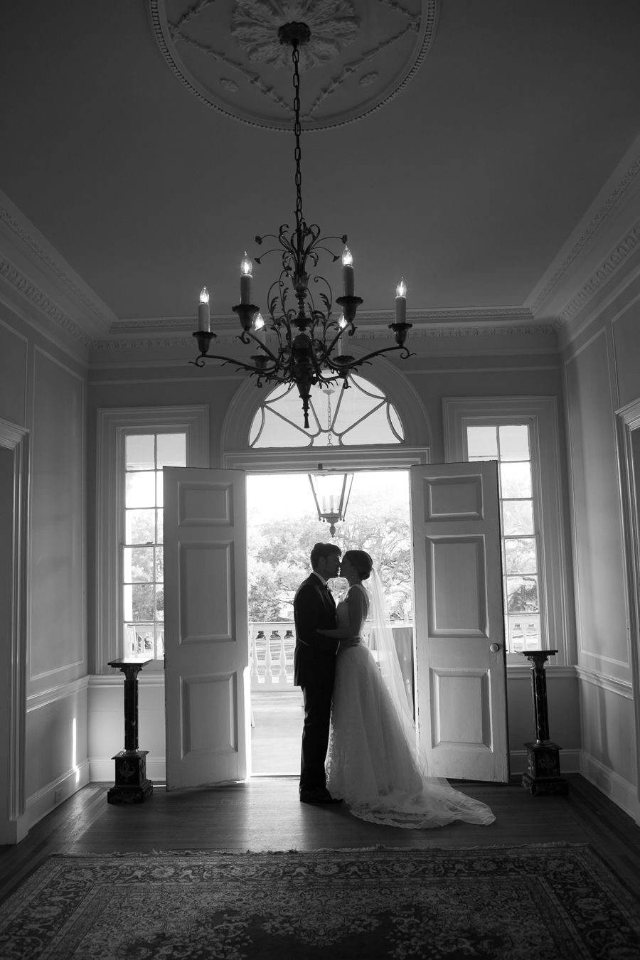 Tented Charleston, South Carolina Wedding Charleston