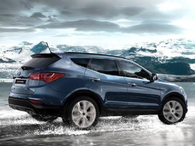 #Hyundai #SantaFe. Il SUV moderno e brillante dalle ottime prestazioni.