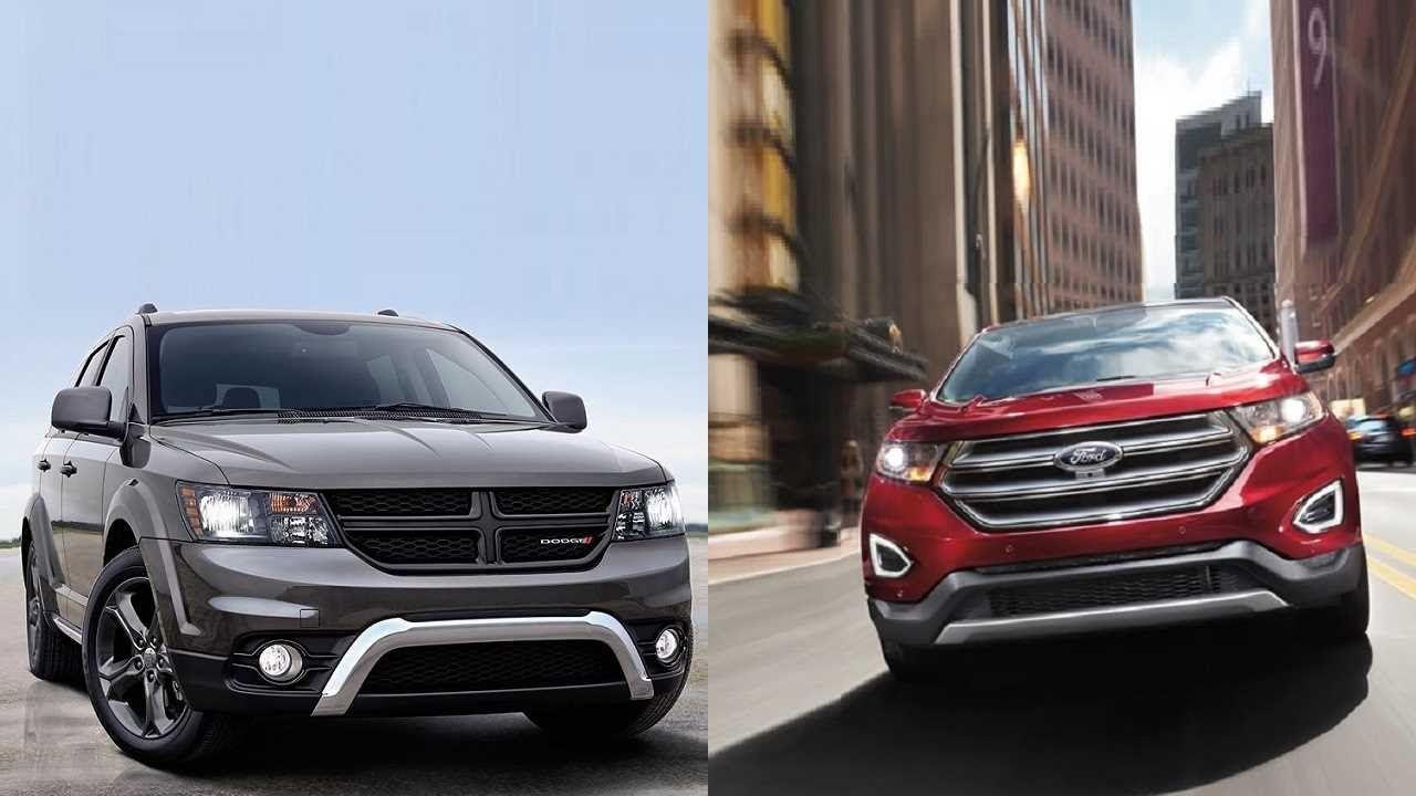 Dodge Journey Vs  Ford Edge Youtube Com Carsbestvideos
