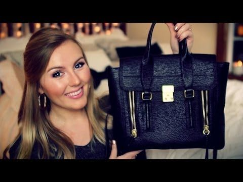 What's in my Purse?│Fall + Winter 2013 - YouTube - Travalo @ 4:53