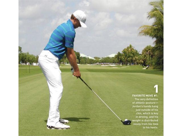 Swing Sequence Jordan Spieth Golf Jordan Spieth Golf