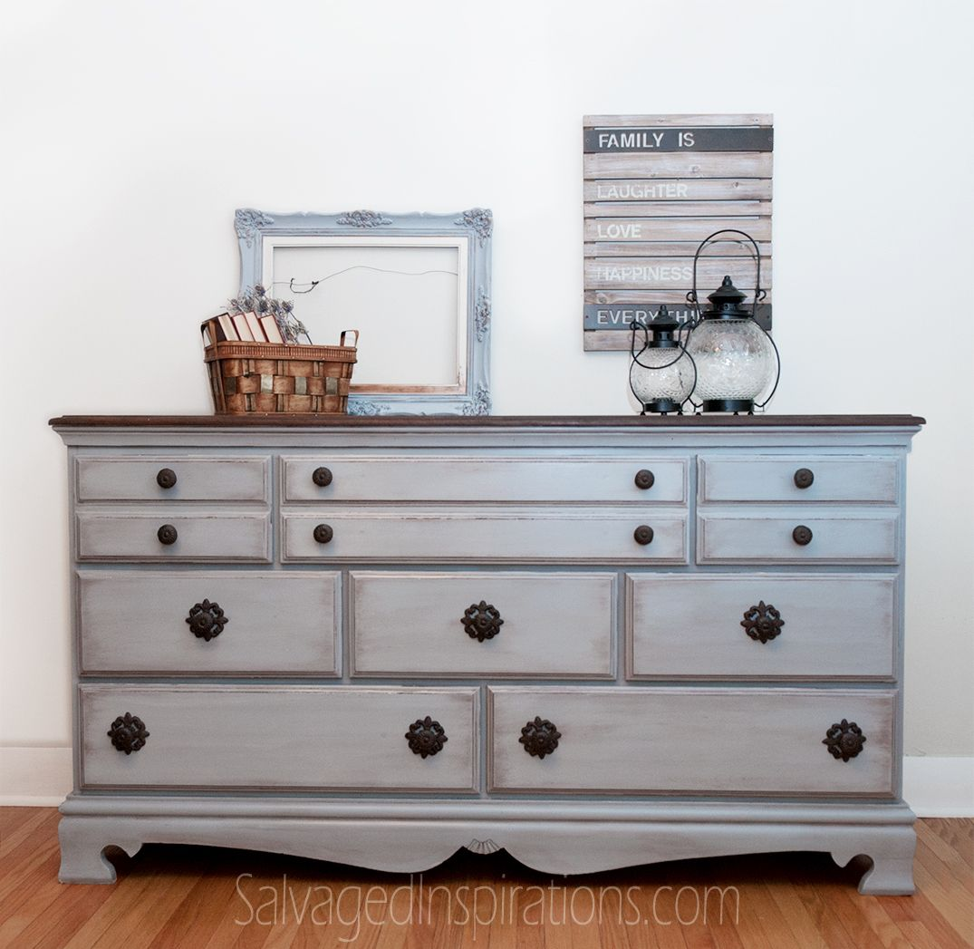 Painting furniture Salvaged Inspirations Re Styled in