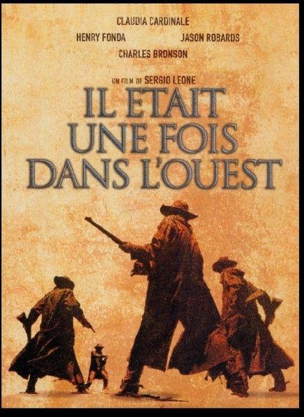 Il Etait Une Fois A L'ouest : etait, l'ouest, Sergio, Leone,, était, L'Ouest, 1492blog, Fois,, Charles, Bronson,