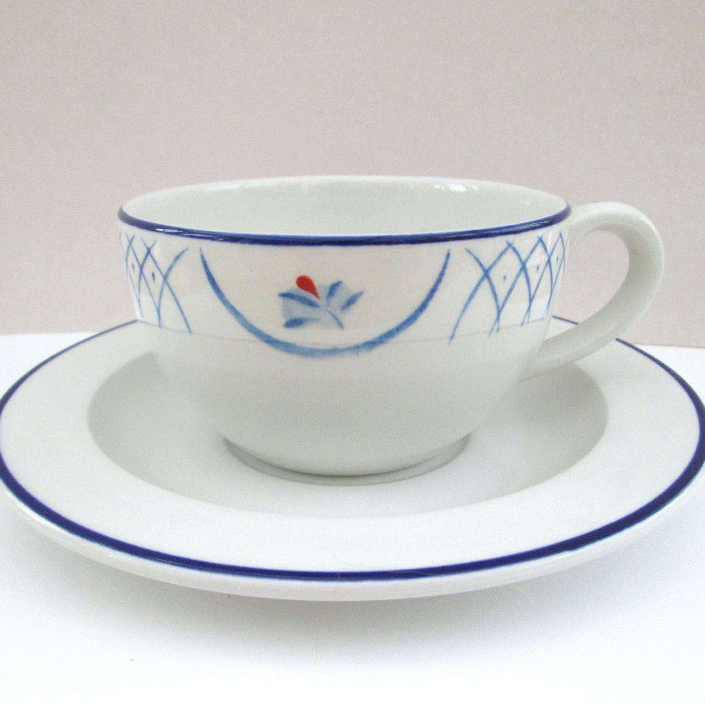 Tea Cup And Saucer Plant Pot - Interior Design & Decorating Ideas