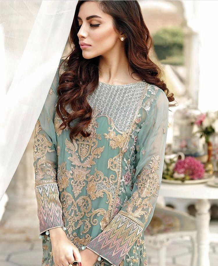 57094134d5 Chantelle collection by Baroque   Pakistani Fashion   Pakistani ...