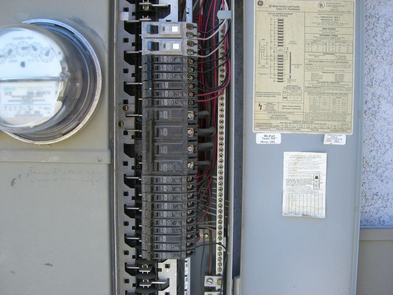 diagram how to wire a generator to a breaker box