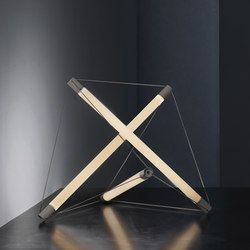 General lighting-LED-lights-Table lights-Light Structure Three-Ingo Maurer