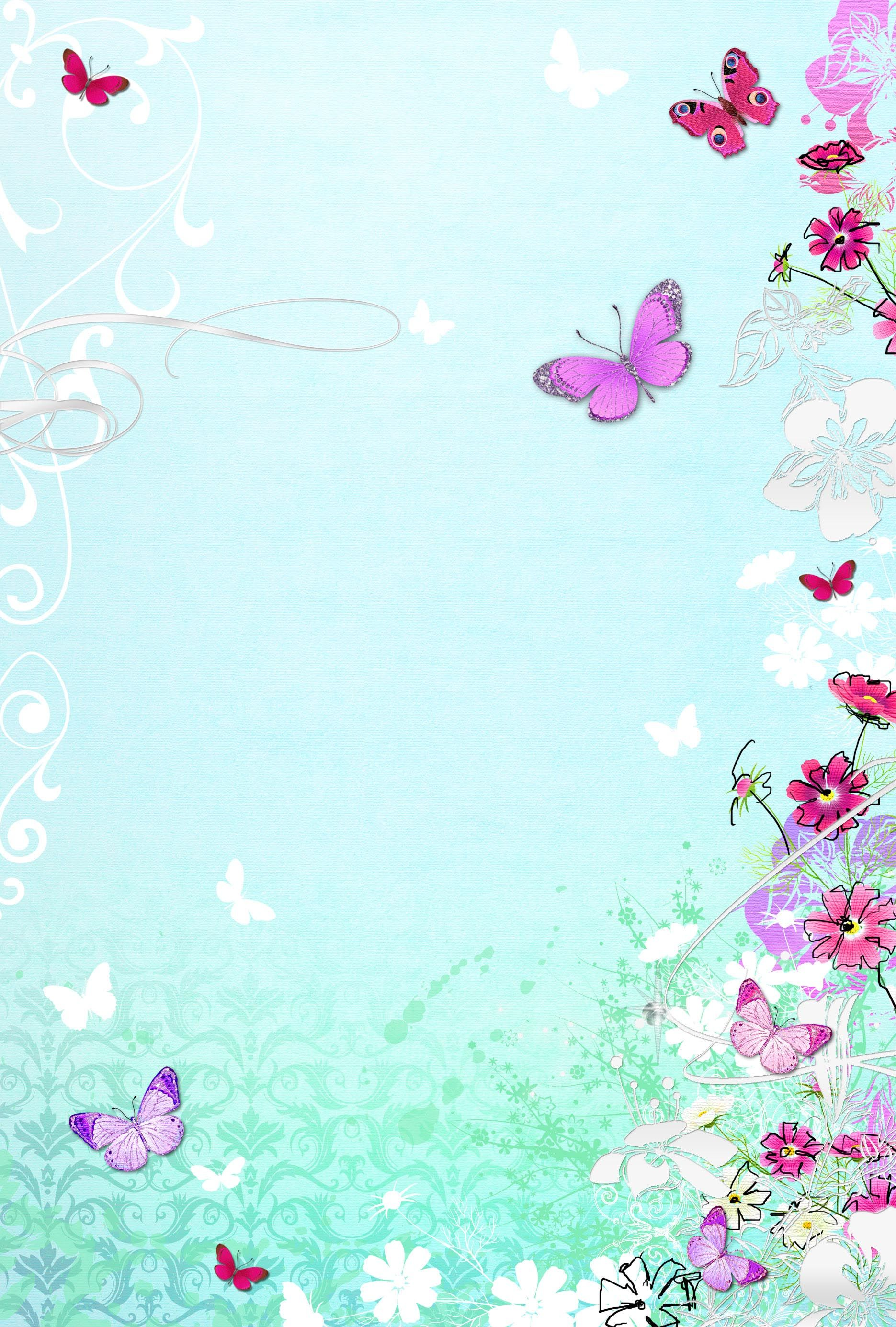 butterfliesonblue Butterfly wallpaper, Butterfly art