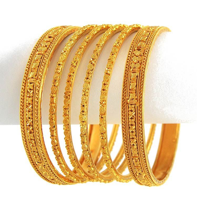 Women Gold Bangles Jewellery Bridal Bangles Designs Indian Gold