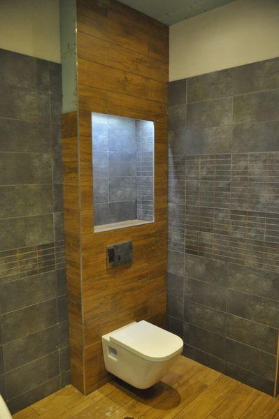 łazienka Projekt Anatol Bathroom Toilet łazienka