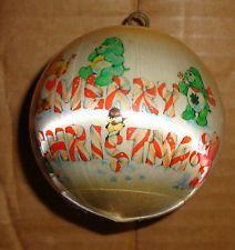 1984 Care Bears Satin Ball Ornament