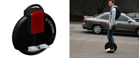 Hot Wheel Ultra Minimalist Electric Single Wheeled Vehicle Gadgets Science Amp