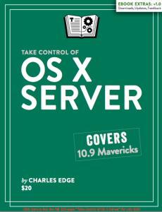 Yosemite Server Guide Free ebooks, Microsoft word
