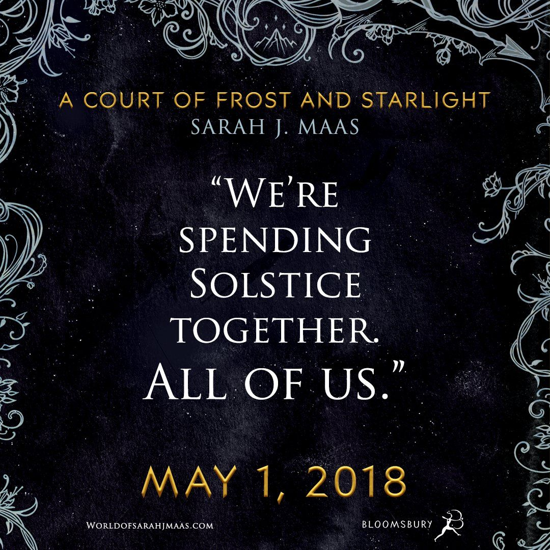 Acofas Quote Omg Only 2 Days Left Sarah J A Court Of Mist