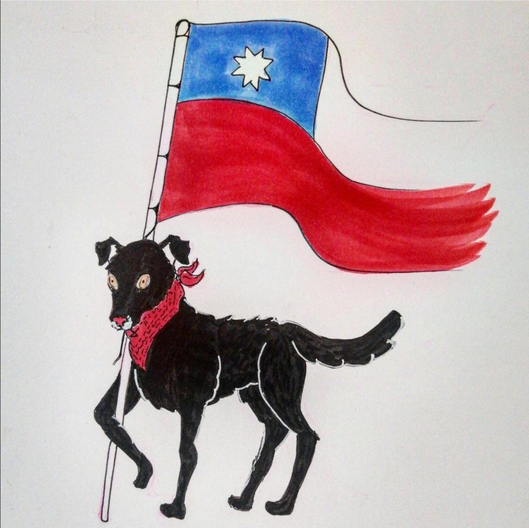 NegroMataPacos | El arte detrás de un símbolo de revolución social ...