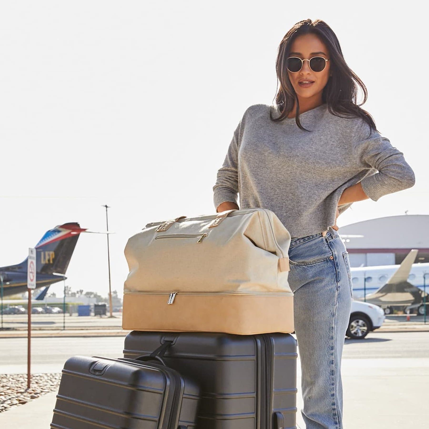 Shay Mitchell's Béis Has All the Travel Essentials You