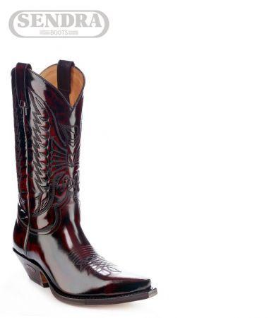a3a5eceff45 Sendra Boots - Cuervo Flora Fuchsia 2073 | SENDRA BOOTS | cowboy ...