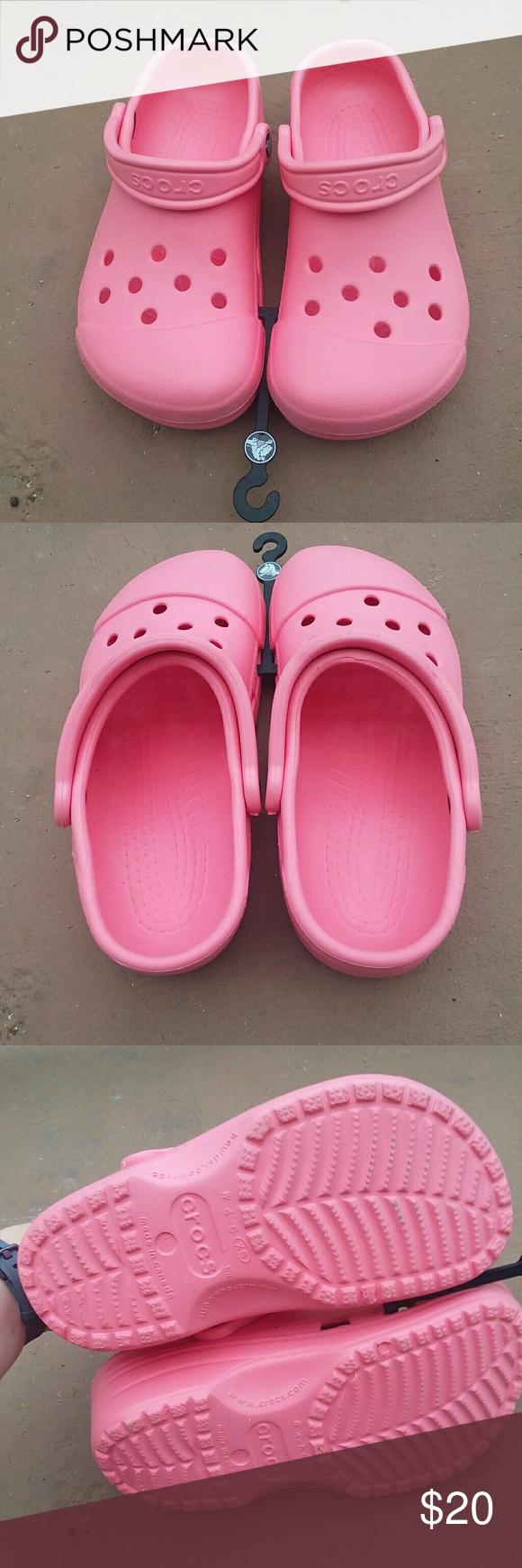 Kids girls Crocs size 4 new | Crocs