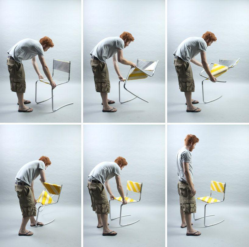 viktor alexander kolbig + tojan bieber: turn in chair - designboom