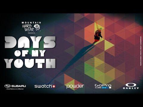 #DaysOfMyYouth by #RedBullMediaHouse, in association with #MSP Films #freshiestv www.freshies.tv