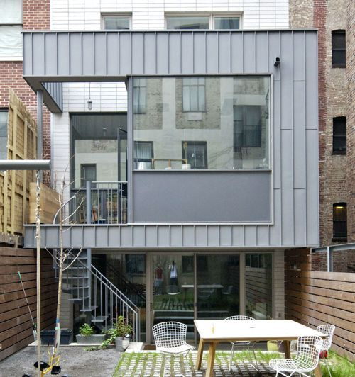 The Insider: New-Construction Townhouse In Boerum Hill