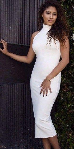 #summer #dashboutique #outfits | Little White Dress