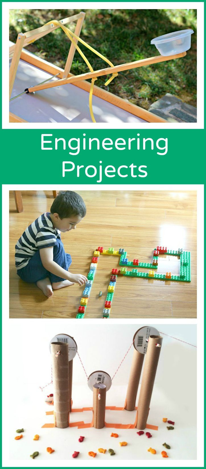 14 Fun Engineering Activities for Kids - Fun-A-Day!
