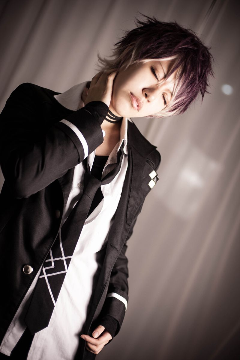shentianxiaojie(栗子) Ruki Mukami Cosplay Photo ...