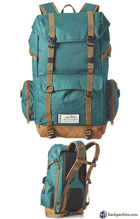 3e122696e8d Kavu Camp Sherman backpack - backpacks like Herschel Little America - Learn  more at backpackies.com
