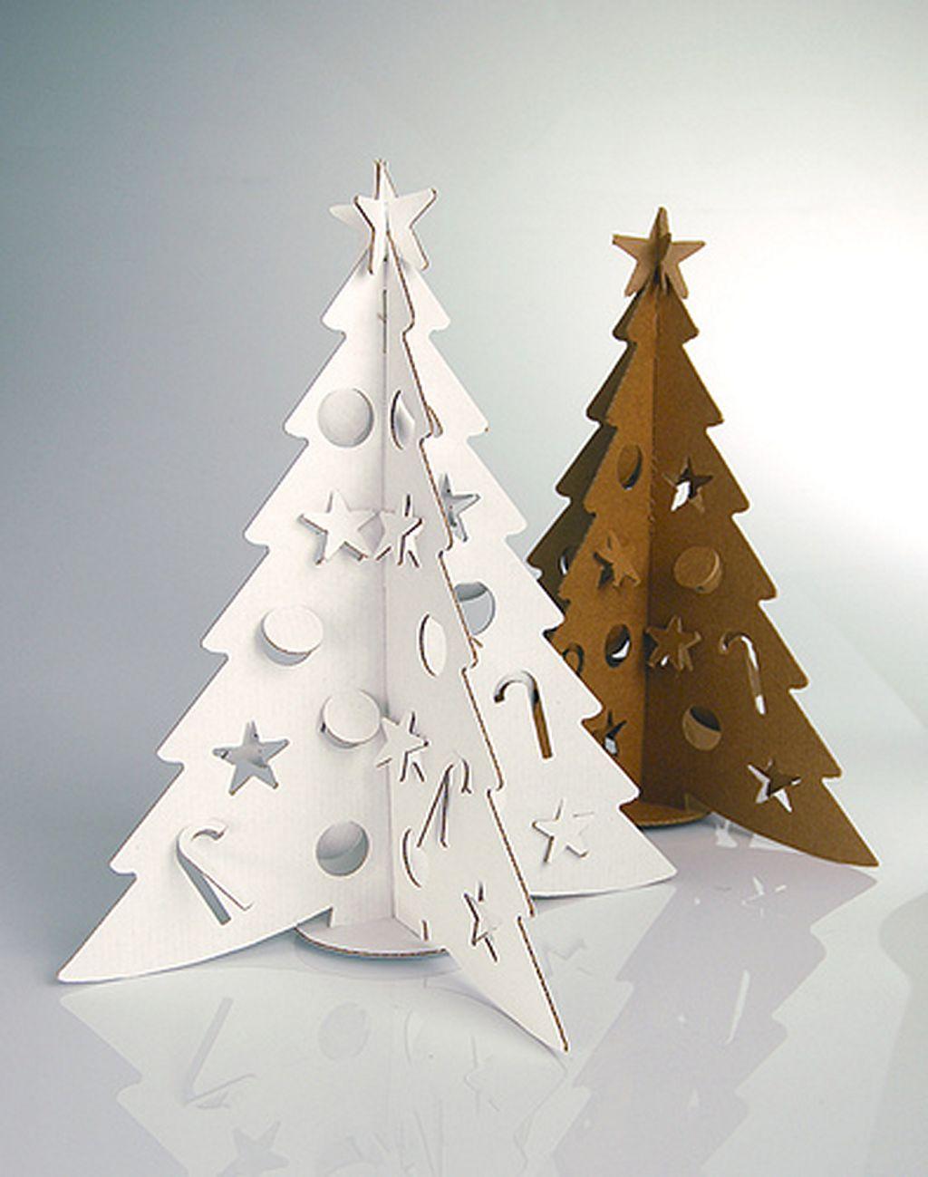 Albero Natale Cartotecnica Feliz Navidad Pd