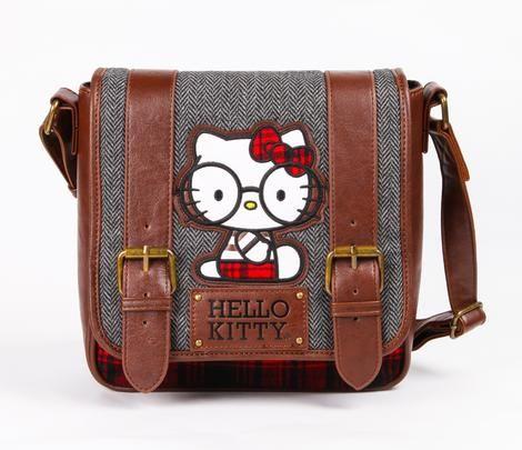 70f95b98e Hello Kitty Messenger Bag | Hello Kitty | Hello kitty bag, Hello ...