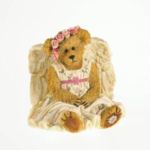HOPE BOYDS PLUSH  BREAST CANCER BEAR