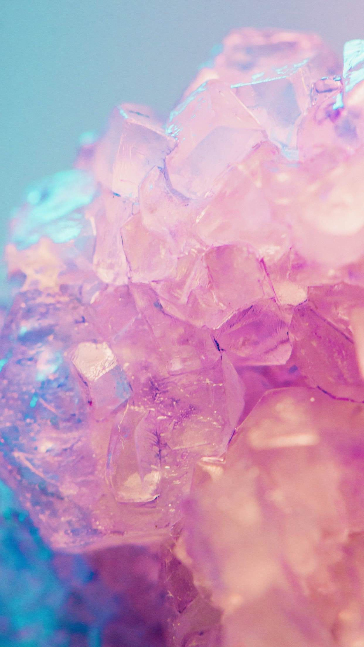 Crystals iPhone wallpaper Wallpapers in 2019 Crystal