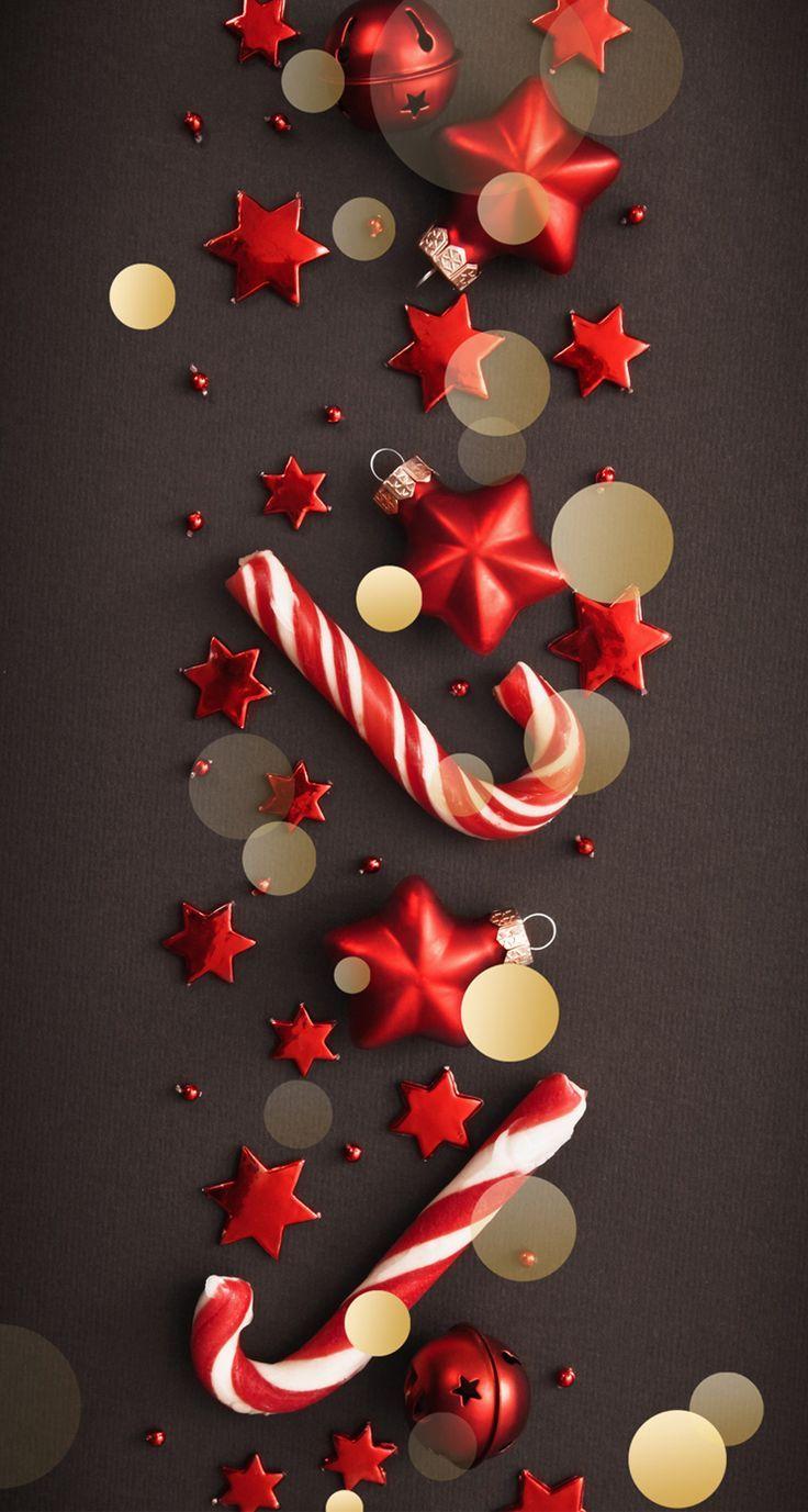 32 Attractive Christmas iPhone Wallpaper Fundos de natal