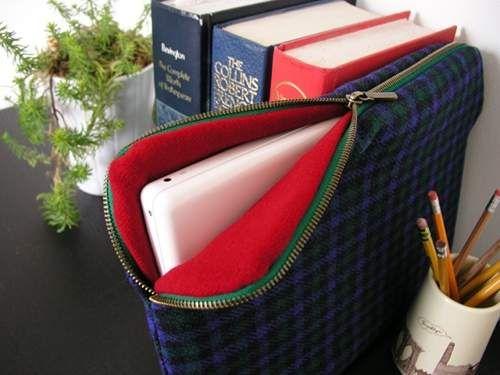 7cadb56c6347 сумка чехол для ноутбука своими руками | Выкройки Сумок | Técnicas ...