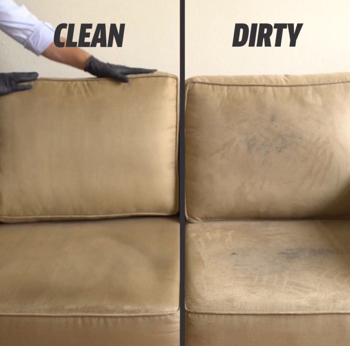 sofa cleaner how to clean a fabric professional upholstery and leather