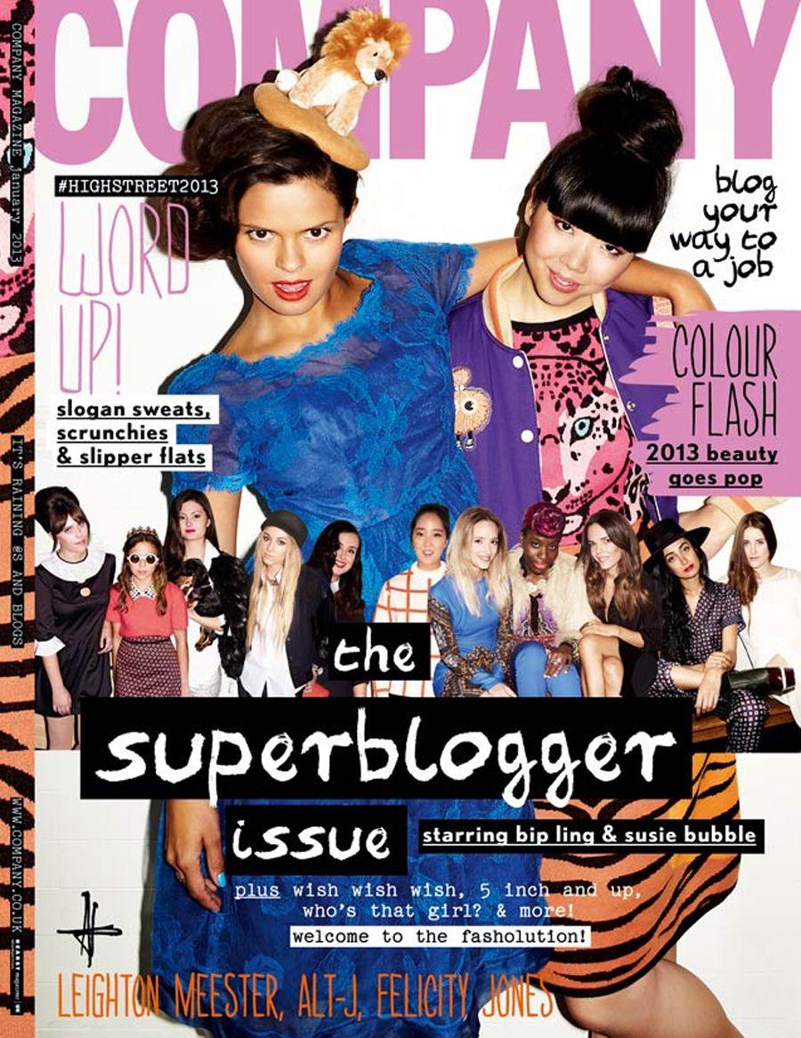 company super bloggers issue Slogan, Style bubble, Blog