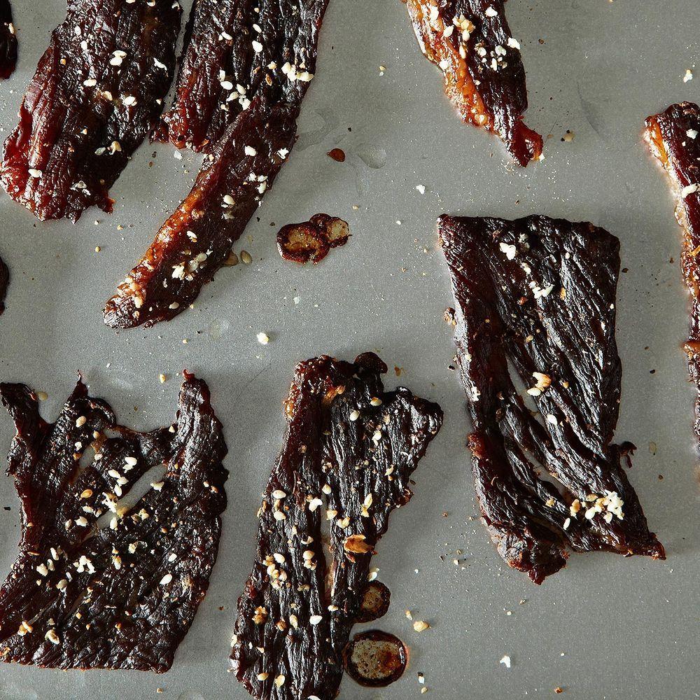 Bulgogi Jerky recipe on Food52