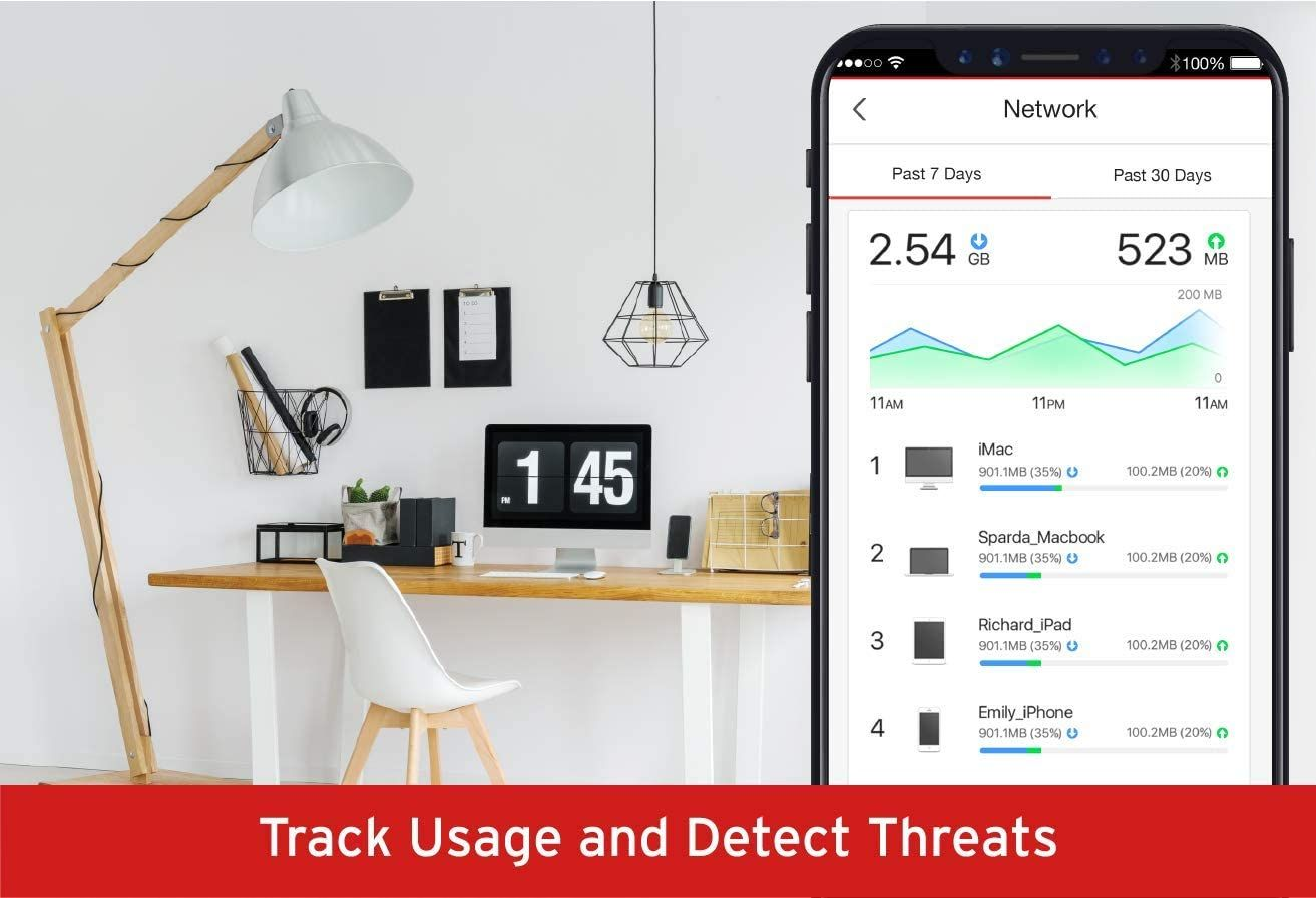 Trend Micro Home Network Security Firewall Device Petagadget Home Network Network Security Firewall Devices Trend Micro
