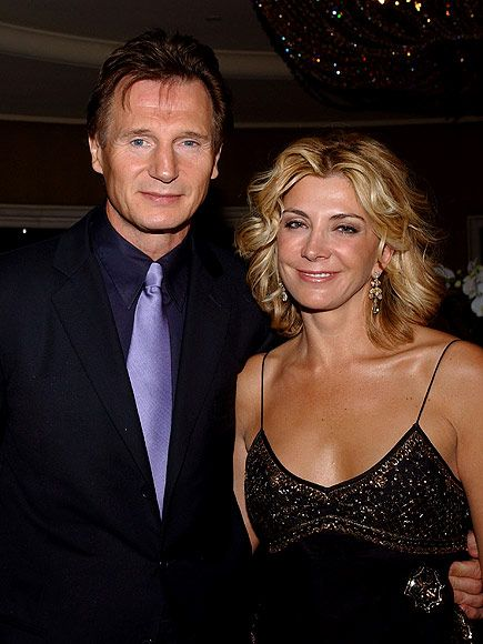 Liam Neeson Opens Up About His Wedding Song With Natasha ...